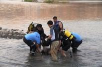 Dicle Nehri'nde Kaybolan Suriyeli Gencin Cansız Bedeni Bulundu