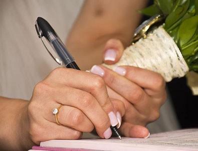Diyanetten 'nikah' işlemlerinde yeni dönem