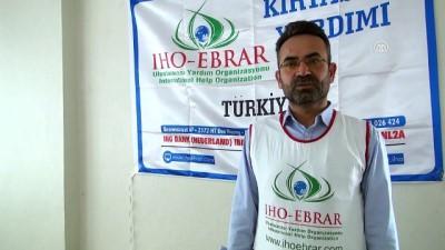 Diyarbakır'da 100 Yetim Öğrenciye Kırtasiye Yardımı