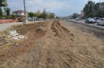 ALT YAPI ÇALIŞMASI - Edirne Caddesi'nde Çalışmalar Sona Yaklaşıyor