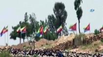 YENI YıL - Etiyopya-Eritre Sınırı 20 Yıl Sonra Yeniden Açılıyor