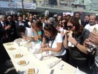 İÇLİ KÖFTE - Gaziantep Yiyecekleri Şenliğinde 100 Bin Porsiyon Kebap Pişirilecek