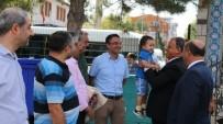 HASAN ÖZTÜRK - Genel Müdür Muammer Yıldız'ın Kütahya'da Okul Ziyaretleri