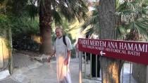 Germencik'teki Kaplıcalara Arap Turist İlgisi