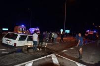 Giresun'da Trafik Kazası Açıklaması 9 Yaralı