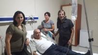 GIRESUN ÜNIVERSITESI - Giresun Üniversitesi'ndeki Akademisyene Darp Olayı
