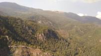 Hatay'da 2 Hektarlık Ormanlık Alan Yandı