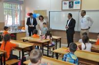 İl Milli Eğitim Müdürü Ulusan, Öğrencilerle Bir Araya Geldi