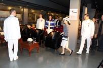 ERTUĞRUL FıRKATEYNI - Japon Prensesi'nden Deniz Müzesine Savaş Gemisi Seiki Maketi