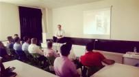 Kahta OSB'de Enerji İzleme Semineri Ve Eğitimi Düzenlendi