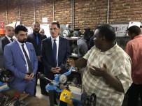 İSLAM İŞBİRLİĞİ TEŞKİLATI - Kamu Başdenetçisi Malkoç Sudan'da