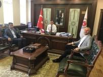Keleş, Ankara Cumhuriyet Başsavcısı İle Görüştü