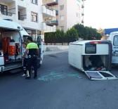 Kuşadası'nda Aynı Sokakta Peşpeşe Beşinci Kaza