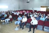 ÖĞRETMENEVI - Malazgirt'te Okul Müdürleri Toplantısı