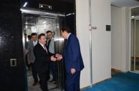 ORHAN BULUTLAR - Milletvekili Altınok, Başkan Bulutlar'ı Ziyaret Etti