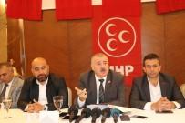 DEVLET BAHÇELİ - Milletvekili Sermet Atay'dan Gaziantep Gündemine İlişkin Değerlendirmeler