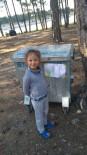 Minik Kızdan Çevreye Karşı Örnek Davranış
