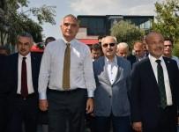 TERMAL TURİZM - Mustafa Savaş Açıklaması 'Yatırımlar Kapsamında Önümüzdeki Dönemin Şifresi 3T Olacak'