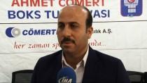 BOKSÖR - Fawzi Alasafra Açıklaması 'Recep Tayyip Erdoğan'a Minnet Duyuyoruz'