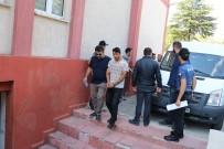 ARBEDE - Polisle Kavga Eden 5 Kişi Adliyeye Sevk Edildi