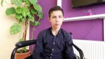 BEDENSEL ENGELLİ - Protez Bacaklarını Kaybeden Engelli Çocuğu Belediye Sevindirdi