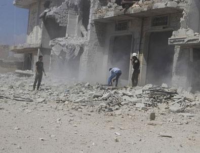 Rusya'dan İdlib açıklaması: Provokasyon görüntüleri çekmeye başladılar!