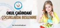 SAĞLIKLI BESLENME - Sağlık Müdürlüğünden Çocuklara Beslenme Önerisi