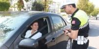 MESUT YILMAZ - Şaphane'de Trafik Kontrolü