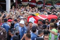 ÖZEL HAREKATÇI - Şehit Polis, Acı Haberiyle Ölen Babaannesiyle Son Yolculuğuna Uğurlandı