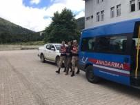 Seri Katil Trabzon'a Nakledildi