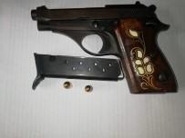 SİLAHLI KAVGA - Silahla Yaralama Olayının Failleri Yakalandı