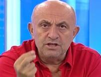 SİNAN ENGİN - Sinan Engin'den futbolda Milli Duruş çağrısı
