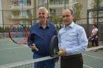 TAHSIN KURTBEYOĞLU - Söke'de Tenis Heyecanı Başladı