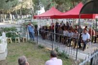TAHSIN KURTBEYOĞLU - Süper Vali Recep Yazıcıoğlu, Söke'deki Kabri Başında Anıldı