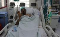 Suriye'de Ağır Yaralanan Hasta Kilis'te Hayata Tutundu