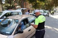 TRAFİK GÜVENLİĞİ - Sürücülere Ceza Yağdı