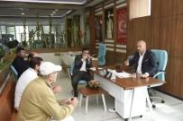 MILAT - Tekkeköy'de Vatandaşlar Beyaz Masada Karşılanıyor