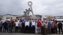 MUSTAFA PEHLIVAN - Trabzon'a Yeni Sanayi Sitesi İçin İlk Adım Atıldı