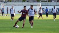 Trabzonspor'da, Aytemiz Alanyaspor Mesaisi Sürdü