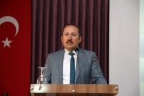 Vali Ali Hamza Pehlivan Okul Müdürleriyle Bir Araya Geldi