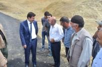 Vali Arslantaş, Tercan İlçesinde Ziyaret Ve İncelemelerde Bulundu