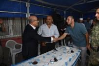 TAZİYE ZİYARETİ - Vali Demirtaş Açıklaması 'Şehit Aileleri Ve Yakınlarının Daima Yanında Olacağız'
