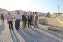 Vali Tavlı, Ayvacık-Yukarıköy'de Deprem Konutlarını İnceledi