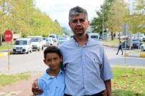 NAFAKA - Velayet Mağduru Küçük Çocuk Ailesi Yüzünden Okula Gidemiyor
