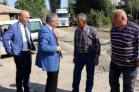 BÜYÜKŞEHİR YASASI - Yahyalı'da Yerköy Mahallesi Yol Yapım Çalışması Başladı