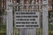Yüzbaşı Faik Bey'in Mezarı Benli Ahmet İstasyonu'nda