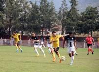 Ziraat Türkiye Kupası 2. Tur Açıklaması Bucak Belediye Oğuzhanspor Açıklaması 3 - Kızılcabölükspor Açıklaması 1