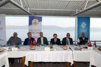 BASIN MENSUPLARI - 12 Binin Üzerinde Ziyaretçi Beklenen Festival Öncesi Basın Toplantısı Gerçekleştirildi