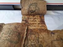 İNCIL - 17 Parça Tarihi Deri İncil Ele Geçirildi