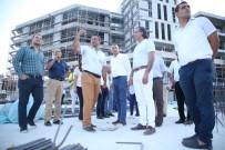 KARACAOĞLAN - Adana'ya Dev Kent Meydanı